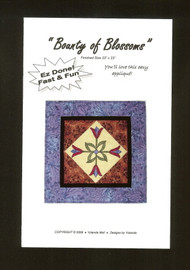 """Bounty of Blossoms"" Pattern"