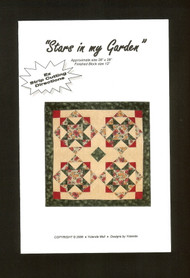 """Stars in my Garden"" Pattern"