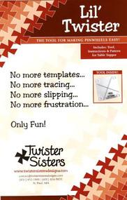 """""""Lil' Twister"""" Pinwheel Ruler"""