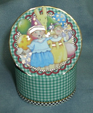 "Mary Englebreit ""Party Girl"" Box"