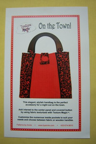 """On the Town"" Handbag Pattern"