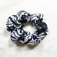 Night Magic Satin Scrunchie