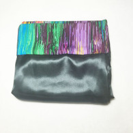 Color Streak Satin Pillowcase