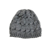 Grey Infant/Toddler Knit Hat