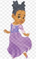 Princess Rapunzel Downloadable .png File