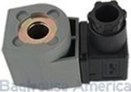 K0301 120VAC Solenoid DIN Socket Coil