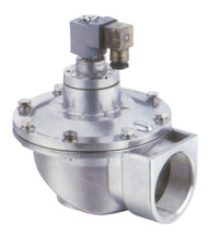 """CA76T001-331 3"""" NPT Replacement for High Temperature Pentair® Goyen® Pulse Jet Dust Collector Valve with Integral Solenoid"""