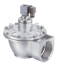 """CA62T001-331 2 1/2"""" NPT Replacement for High Temperature Pentair® Goyen® Pulse Jet Dust Collector Valve with Integral Solenoid"""