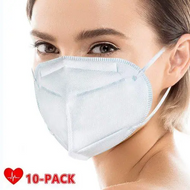 KN95 FDA Approved Mask Respirator (10 Pack)