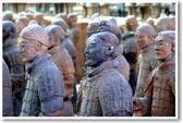 Chinese Terra Cotta Warriors
