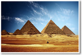 Egyptian Pyramids at Giza