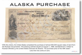 Alaska Purchase - NEW Classroom Social Studies Poster