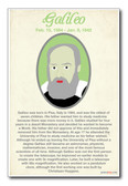 Galileo - NEW Classroom Social Studies Poster