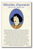 Copernicus - NEW Classroom Social Studies Poster