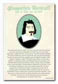 Torricelli - New Classroom Scientist Poster
