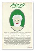 Aristotle - NEW Classroom Social Studies Poster