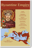 The Byzantine Empire - NEW Social Studies Classroom Poster
