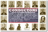 Conductors on the Underground Railroad