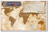 Explorer Ferdinand Magellan - Social Studies Classroom Poster