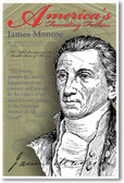 America's Founding Fathers - President James Monroe