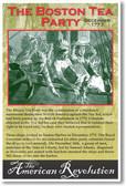 The Boston Tea Party - The American Revolution