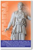 Ancient Greece - Goddess of War - Athena