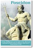 Ancient Greece - Mythology - Poseidon