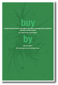 Buy vs By - NEW Classroom Reading and Writing Poster rw192