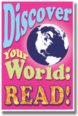Discover Your World: Read