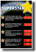 Be a Spelling SuperStar