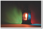 Ramadan Lantern - NEW Religion Poster