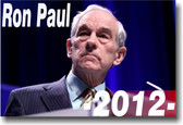 Ron Paul - President 2012 Political POSTER