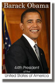 Barack Obama 44th President of the USA