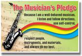 The Musician's Pledge