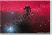 Horsehead Nebula - NEW Space Astronomy Poster