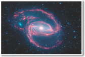 Coiled Galaxy - NEW Space Astronomy Poster