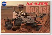 Mars Rocks! Curiosity Rover - Classroom Science Poster