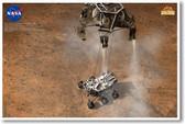 Curious? Mars Curiosity 5 - Classroom Science Poster