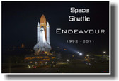 Space Shuttle Endeavour - 1992 - 2011