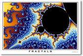 Fractals #3 - Classroom Math Poster