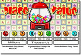 Place Value - Classroom Math Poster