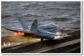 F/A-18E Super Hornet Jet Fighter