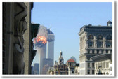9/11 Twin Towers Terror Attack NYC