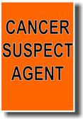 Cancer Suspect Agent