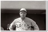 Babe Ruth - NEW Famous Person Baseball Player Poster