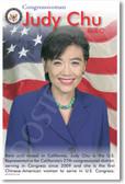 Judy Chu - First Chinese-American Woman Congresswoman