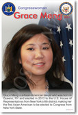 Grace Meng - First Asian American Congresswoman From New York