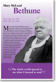 Mary Mcleod Bethune - Biography African American Civil Rights Leader
