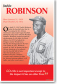 Jackie Robinson - Biography - African American Baseball Player