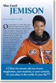 Mae Carol Jemison - NASA Astronaut - African American